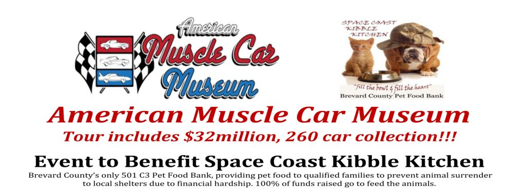 American Muscle Car Museum Fundrasier