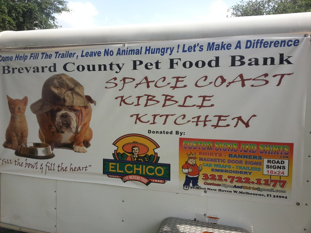 Space Coast Kibble Kitchen's banner