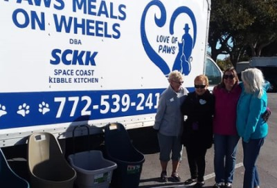Mobile Pet Food Pantry